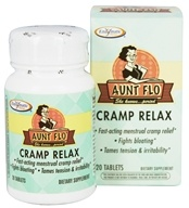 Enzymatic Therapy - Aunt Flo Cramp Relax - 20 Tablets