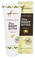Out Of Africa - Shea Body Butter Whipped & Creamy Vanilla - 3.4 oz.