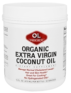 Olympian Labs - Coconut Oil Organic Extra Virgin - 16 oz.
