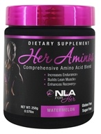 NLA for Her - Her Aminos Comprehensive Amino Acid Blend Watermelon 5875 mg. - 240 Grams