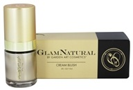 GlamNatural - Cream Blush Sun Kissed - 0.5 oz.