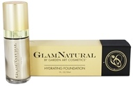 GlamNatural - Hydrating Foundation Ivory 1 - 1 oz.