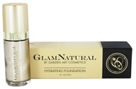 GlamNatural - Hydrating Foundation Beige 2 - 1 oz.