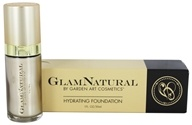 GlamNatural - Hydrating Foundation Bronze 1 - 1 oz.