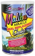 Dream Quest Nutraceuticals - Malibu Miracle Meal Replacement Shake Delicious Mixed Berry - 0.86 lbs.