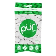 PUR Gum - Sugar Free Chewing Gum Spearmint - 55 Piece(s)