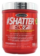 Muscletech Products - #Shatter SX-7 Icy Pink Lemonade 50 Servings - 10.27 oz.