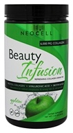 NeoCell - Beauty Infusion Refreshing Collagen Drink Mix Appletini 5000 mg. - 15.87 oz.
