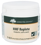 Genestra - HMF Replete Probiotic Supplement - 4.9 oz.
