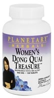 Planetary Herbals - Women's Dong Quai Treasure 860 mg. - 120 Tablets