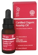 Trilogy - Certified Organic Rosehip Oil - 0.67 oz.