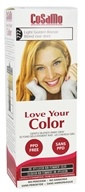 CoSaMo - Love Your Color Non-Permanent Hair Color 772 Light Golden Blonde - 3 oz.