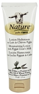 Canus - Nature Moisturizing Lotion Olive Oil & Wheat Proteins - 2.5 oz.