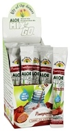 Lily Of The Desert - Mix n' Go Aloe Powdered Drink Mix Pomegranate Flavored - 16 Packet(s)