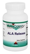 Nutricology - ALA Release - 60 Tablets