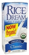 Dream - Rice Dream Organic Rice Drink Original - 32 oz.