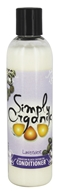 Simply Organic Oils - Jamaican Black Castor Oil Conditioner Lavender - 8 oz.