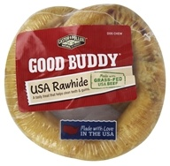 Castor & Pollux - Good Buddy USA Rawhide Pretzel - 6 in.