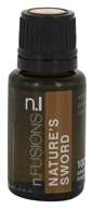 Nature's Fusions - Nature's Sword Therapeutic Essential Oil Extreme Protective Blend - 15 ml.