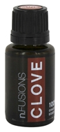 Nature's Fusions - Clove Therapeutic Essential Oil - 15 ml.
