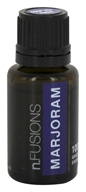 Nature's Fusions - Marjoram Therapeutic Essential Oil - 15 ml.