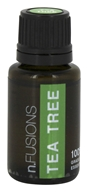 Nature's Fusions - Tea Tree Therapeutic Essential Oil - 15 ml.