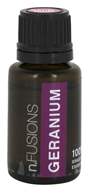 Nature's Fusions - Geranium Therapeutic Essential Oil - 15 ml.