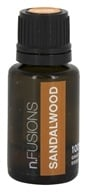 Nature's Fusions - Sandalwood Therapeutic Essential Oil - 4 ml.