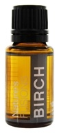 Nature's Fusions - Birch Therapeutic Essential Oil - 15 ml.