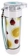 Fruit Infused Water Bottle Lite - 12 oz.