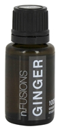 Nature's Fusions - Ginger Therapeutic Essential Oil - 15 ml.