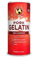 Porcine Gelatin Collagen Joint Care Unflavored - 16 oz.