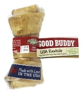 Castor & Pollux - Good Buddy USA Rawhide 4 to 5 Inch Bone - 1 Pack