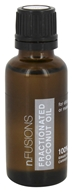 Nature's Fusions - Fractionated Coconut Therapeutic Carrier Oil - 30 ml.