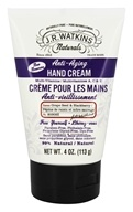 JR Watkins - Anti-Aging Hand Cream - 4 oz.
