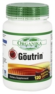 Organika - Goutrin with Cherry Fruit Powder - 120 Vegetarian Capsules