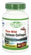 Organika - Pure Wild Salmon Collagen 150 mg. - 90 Vegetarian Capsules