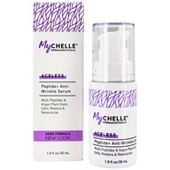 MyChelle Dermaceuticals - Peptide + Anti-Wrinkle Serum Step 3 for All Skin Types - 1 oz. Formerly NoTox Anti-Wrinkle Serum