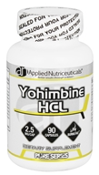 Applied Nutriceuticals - Yohimbine HCL 2.5 mg. - 90 Capsules