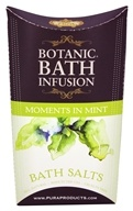 Pura Botanica - Bath Infusion Salts Moments in Mint - 1 Bag