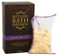 Pura Botanica - Bath Infusion Salts Lost In Lavender - 3 x 3.6 oz. Bags