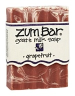 Indigo Wild - Zum Bar Goat's Milk Soap Grapefruit - 3 oz.