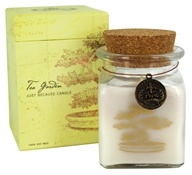 Pura Botanica - Just Because Soy Jar Candle Tea Garden - 6.7 oz.