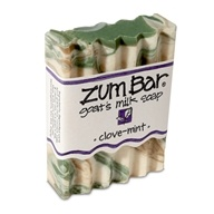 Indigo Wild - Zum Bar Goat's Milk Soap Clove-Mint - 3 oz.