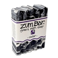Indigo Wild - Zum Bar Goat's Milk Soap Cedar - 3 oz.