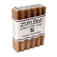 Indigo Wild - Zum Bar Goat's Milk Soap Honey-Lavender - 3 oz.