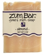 Indigo Wild - Zum Bar Goat's Milk Soap Almond - 3 oz.