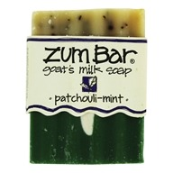 Indigo Wild - Zum Bar Goat's Milk Soap Patchouli-Mint - 3 oz.