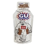 GU Energy - GU Energy Gel 20mg Caffeine Salted Caramel - 1.1 oz.
