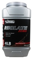 Inner Armour Blue - 100% Whey Protein Isolate Powder Zero Milk Chocolate - 4 lbs.